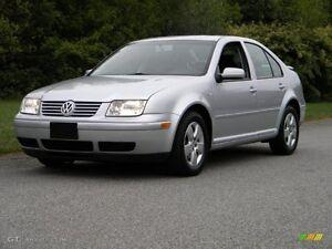 2003 Volkswagen Jetta TDI Excellent Condition