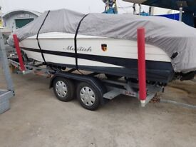 Immaculate Boat Trailer up to 30' capacity