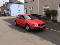 Diesel Seat Leon 2004 reg(not Volkswagen Golf )long mot ,fish,1st to view will by ,px welcome