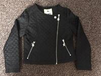 Girl age 7 designer jacket julienne macdonal