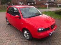 Seat arosa 1.4 tdi DIESEL - low miles CHEAP tax BARGAIN