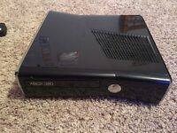 Xbox 360 with huge bundle of games and accessories
