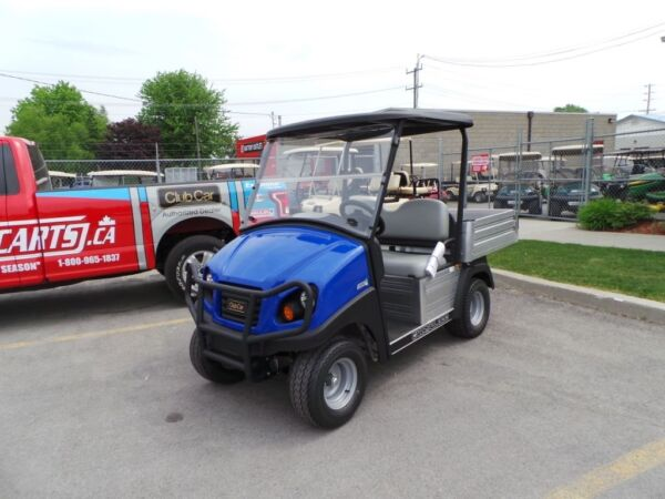 Used 2016 Club Car CARRYALL 300