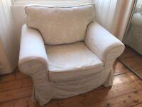 Ikea single seater chair
