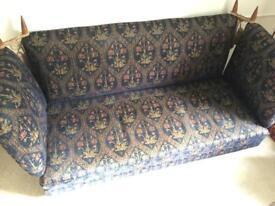 Late Victorian Knowle Sofa