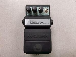Onerr Digital Delay Pedal