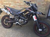 KSR TW 125cc SuperMoto