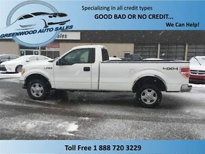 2011 Ford F-150 XLT,4X4, 8 foot long box!