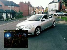 Rossendale Plated Vauxhall Insignia 2011, Diesel SRI