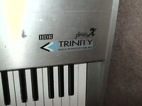 KORG TRINITY KEYBOARD FOR SALE! SPARES/REPAIRS AS USED CONDITION, PICK UP ONLY AS IT IS HUGE