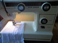 new home electric sewing machine model 366