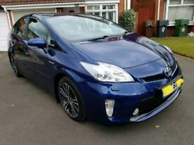 Prius T-Spirit UK car HPI clear Private 6565 reg Facelift never a taxi