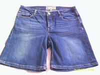 Fat Face denim shorts. Good condition. Size 10.