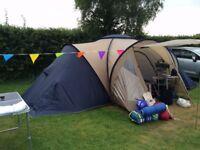 Eurohike Ullswater 6 berth tent