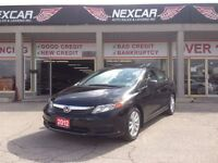 2012 Honda Civic EX AUT0MATIC A/C POWER SUNROOF ONLY 64K
