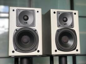 *RARE* Miller & Kreisel LCR-651 Speakers in Titanium Finish