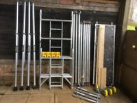 BOSS YOUNGMAN SCAFFOLD TOWER NARROW EVOLUTION 4.2M WH X 1.8M