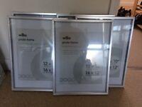 Set of 5 photo frames