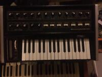 Moog MicroMoog Vintage Synthesizer