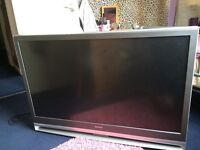 "Sony projection tv 50"" perfect for someone in need of a TV"