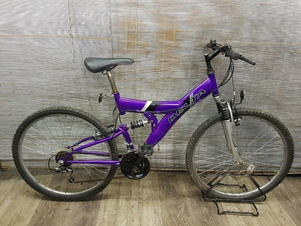 8bff768260b Unisex mountain bike DELTA Wheels 26'' Frame 18''   in Southampton ...