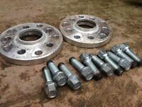 Hubcentric Wheels Spacers 5x100 5x112