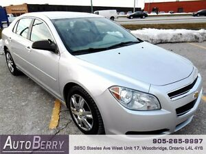 2010 Chevrolet Malibu LS *** Certified and E-Tested *** $5,299