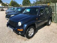 Cherokee Jeep 2.5 diesel 12 Months + 3 Months Warranty * Reduced *