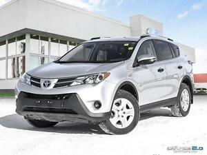 2013 Toyota Rav4 LE | Backup Camera | Bluetooth | USB