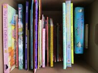 Big box of children's books