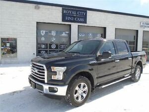 2015 Ford F-150 XLT SuperCrew Cab 5.0L