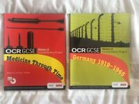OCR History GCSE Germany and Medicine Through Time Revision Guides