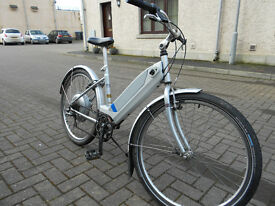 Raleigh Select 6 Electric bike