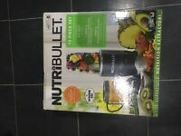 Nutribullet - 12 Piece Set (Unboxed & Unused)