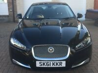 Jaguar XF 2.2 Luxury Diesel Auto. For sale £9200 open to reasonable offers