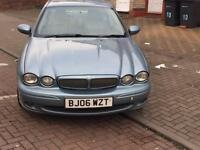JAGUAR X TYPE SPORT DIESEL STARTS AND DRIVES