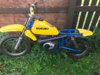 Suzuki rm80 1979 not kx cr yz ktm 85 65 125 250 300