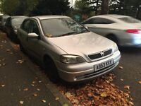 Vauxhall Astra LS 1.6 for sale, Long MOT, drives well.