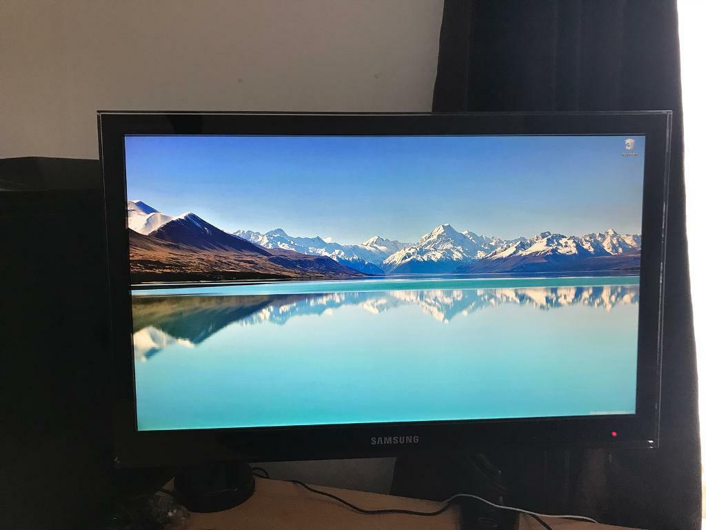"Samsung Syncmaster P2450H 24"" 1920x1080 HD Monitor"