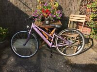 Women's hybrid bicycle for sale
