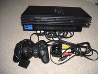 sony playstation 2 ps 2 ps bundle with games etc