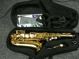 Saxophone Alto Trevor James alpha for children