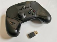 Steam Controller with Dongle boxed as new