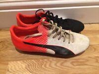 Puma Evospeed 4.5 FG Football Boots - Size 7