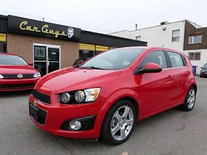 2016 Chevrolet Sonic LT - Touch Screen, Heated Seats, BU Cam, Su