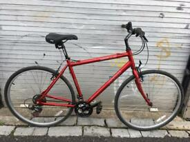 Apollo CX10s hybrid bicycle