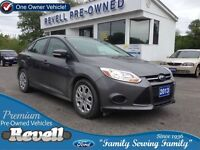 2013 Ford Focus SE... 1-owner trade, Only 31K, Cruise, Power win