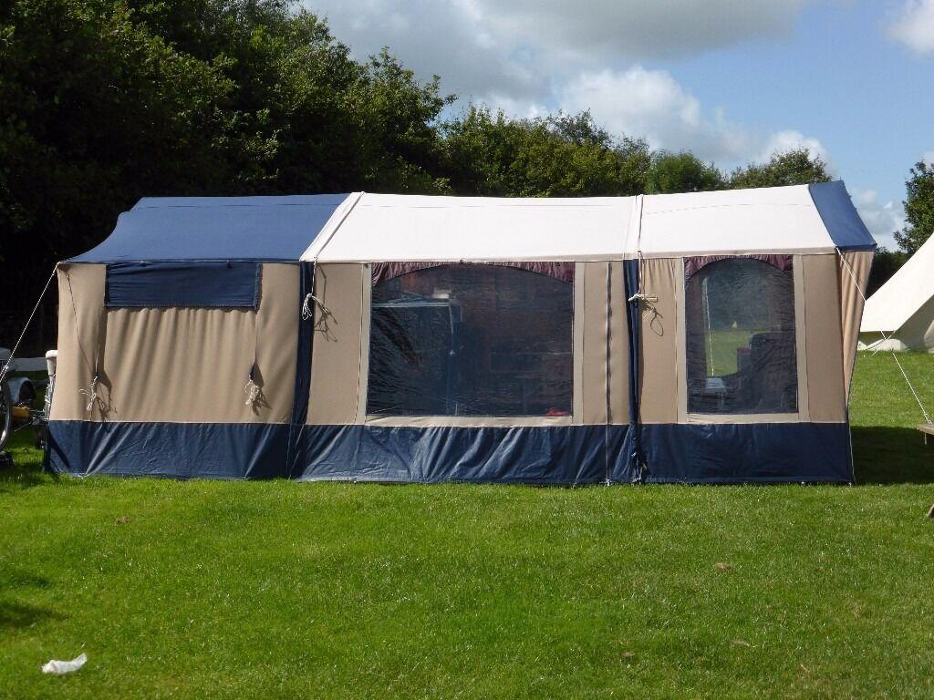 Cabanon Atlantis Trailer Tent In Bath Somerset Gumtree