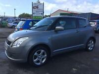 2006 SUZUKI SWIFT GL *1.3 LITRE*NOISEY GEARBOX*LOW MILEAGE*