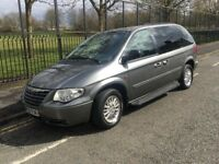 2007 CHRYSLER VOYAGER 2.8 CRD LX PLUSE TURBO DIESEL AUTOMATIC GEARBOX 7 SEATS